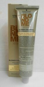 SCHWARZKOPF BLOND ME COLORING Hair Color with Liquid Keratin ~ 2.11 fl. oz.!!