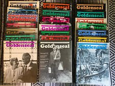 West Virginia Traditional Life 1990's Goldenseal Magazine Lot of 21