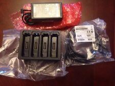 New Zebra Motorola Symbol WT6000 RS6000 4 bay Battery Charger SAC-NWTRS-4SCH-01