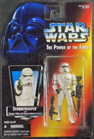 Kenner Star Wars Power of the Force Stormtrooper Action Figure-Red Card .00 NIB