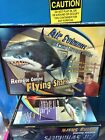 NIB Air Swimmers Remote Control Flying Shark Week Great White Indoor