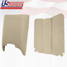 2005 | 2006 Lincoln Navigator Center Compartment Console Replacement Cover | TAN