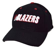 Portland Trail Blazers PUMA Team Apparel NBA Logo Adjustable Basketball Cap Hat