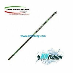 MAVER 'ARTEMIS' Bolognese Rod 5m 7m Fishing Rod Sea Freshwater Italy