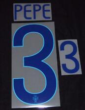 Portugal Pepe 3 2014 World Cup Football Shirt Name Set Away Sporting ID