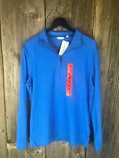 Calvin Klein Sz M Long Sleeve Designer Mens Shirt (40A18)
