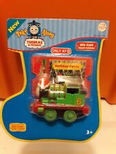 Take Along n play Thomas HOLIDAY PERCY SANTA HAT nib christmas stocking