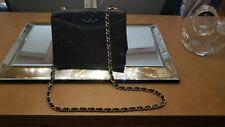 Authentic Vintage CHANEL CC Shoulder Bag. Made In Italy.
