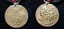 1939  Medaglia comm. della spedizione in Albania variante 3°tipo