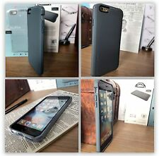 Element Case Aura Luxe Edition Impact  Displacement Metal GREY iPhone 6 PLUS