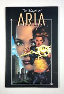 The Magic Of Aria Image Comics TPB