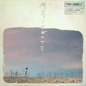 LP 33 Pino Daniele Musicante Sealed 2019 De Agostini