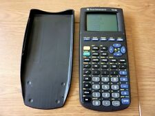 Texas Instruments TI-83 Graphic Scientific Graphing Programmable Calculator