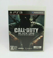 Sony PS3 PLAYSTATION - Call Of Duty Noir Ops Square Enix Japanese Version
