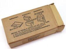 Original Sodium Chloride Sodium Bicarbonate Mixture Empty Display Box E629