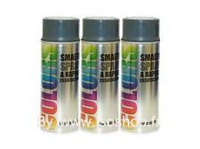 Aérosol de peinture Couleur Gris Anthracite RAL 7016  Spray 3x400ml
