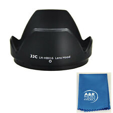 JJC LH-HB016 Lens Hood for Tamron 16-300mm f/3.5-6.3 Di II VC PZD HB016 16-300