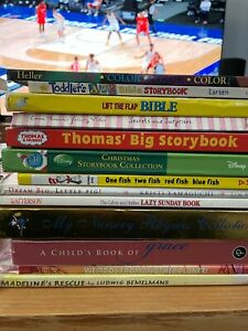 Choose from Lot of Children's Hardcover Book
