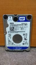 """Western Digital  WD5000LPCX WD Blue 500GB 2.5"""" SATA III (6.0Gb/s) Laptop Hard"""