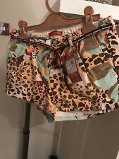 BARGAIN REDUCED designer Shorts SCOTCH R'BELLE Age 14 Rrp £54.99 50%+