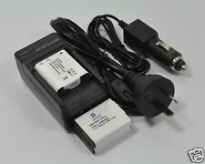 3 Li-92B 90B Battery+Charger for Olympus SH-50 SH-60 TG-1 XZ-2 SP-100 SP-10 SH-1