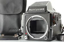 Mamiya M645 1000S Medium Format Film Camera Prism Finder Japan