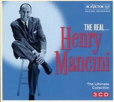 Henry Mancini - The Real...Henry Mancini, 3 Audio-CDs