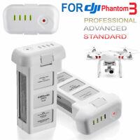 4480mAh For DJI Phantom 3 Pro Advanced Standard 4K Intelligent LiPo Battery