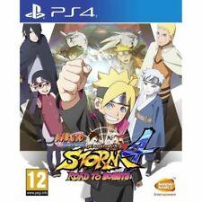 Naruto Shippuden : ultimate Ninja Storm 4 Road to Boruto - PS4 neuf IMPORT