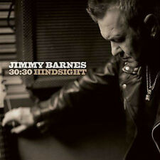 JIMMY BARNES (30:30 HINDSIGHT - GREATEST HITS CD SET SEALED + FREE POST)