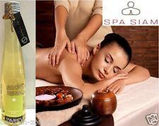 Spa Siam Lemongrass Kaffir Massage Oil Health Beauty Body Skin Care 200ml