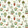 Dolls House Wallpaper 1/12th 1/24th scale Kitchen  Quality Paper #323