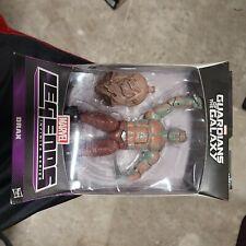 marvel legends Hasbro Drax Groot Baf