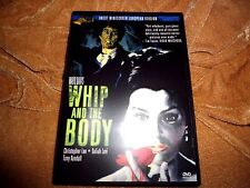 Whip and the Body (1963) VCI ENTERTAINMENT [1 Disc Region: 1 NTSC DVD]