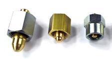 Diesel Fuel Injector Cap / Block-Off Tool Set for 6.6L Duramax and 5.9L & 6.7L D