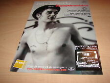 PETE DOHERTY - NATION!!!!!!!!!!!!!!! PUBLICITE / ADVERT