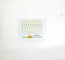 Decals Sticker Virages Tem 29 Ferrari 1:43 New (K37) #44