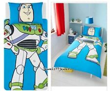 Buzz Lightyear Toy Story Duvet Cover Bed Set - Single