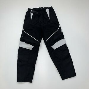 Youth BILT Motocross Size Youth 26 Black White