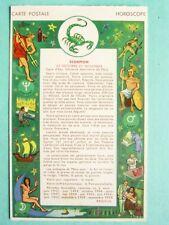 fantaisie  , carte horoscope , scorpion