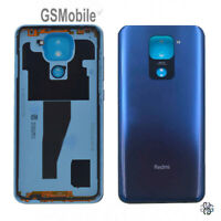 Tapa Trasera Bateria Battery Back Cover Xiaomi Redmi Note 9 Azul