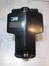 "435005 434691 Evinrude Johnson Outboard Blue Swivel Bracket for 20"" Shaft V4 V6"