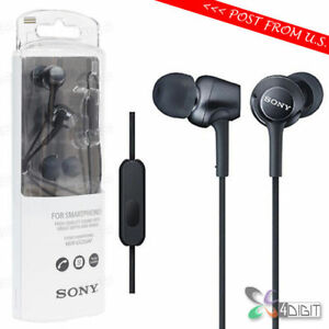 Genuine Original SONY Xperia 1 5 10 II III 3.5mm Earphones Headset Handsfree