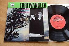 FURTWANGLER Schubert 8. Symphony 10'' EP Electrola E 60550 WDLP 603 OIS