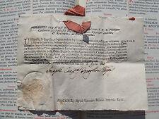 Vatican reliquary 1700s relic Holy Lance Spear Longinus passion Jesus Christ COA