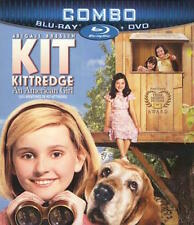 Blu-Ray Kit Kittredge An American Girl Combo Pk Wholesome Story Moral Triumphant