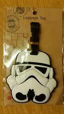 Star wars collectable luggage tag