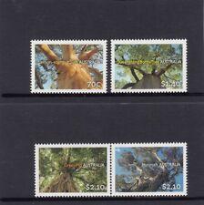 AUSTRALIA - 2015 Australian TREES Design set of 4  MNH.