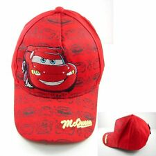 Pixar Cars Lightning McQueen Sport Baseball Kid Child Cap Hat Sun Hat + GIFT