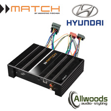 Match Amp & harness Package PP62DSP + FREE PP-AC Harness Cable Hyundai IX55